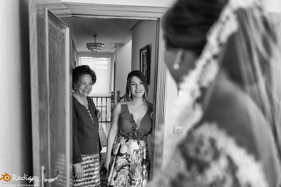 Fotógrafo de bodas Raúl Radiga (radiga). Foto del 10.04.2017
