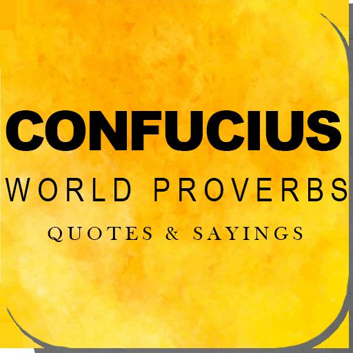 konfutse citater Confucius quotes & sayings – Applications sur Google Play konfutse citater