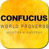 Confucius quotes & sayings