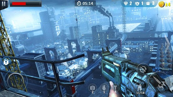 Commando Fire Go- Armed FPS Sniper Shooting Game Screenshot