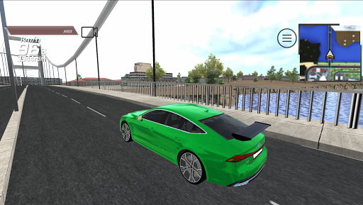 Super Car A7 Simulation, Quest, Parking screenshot 18