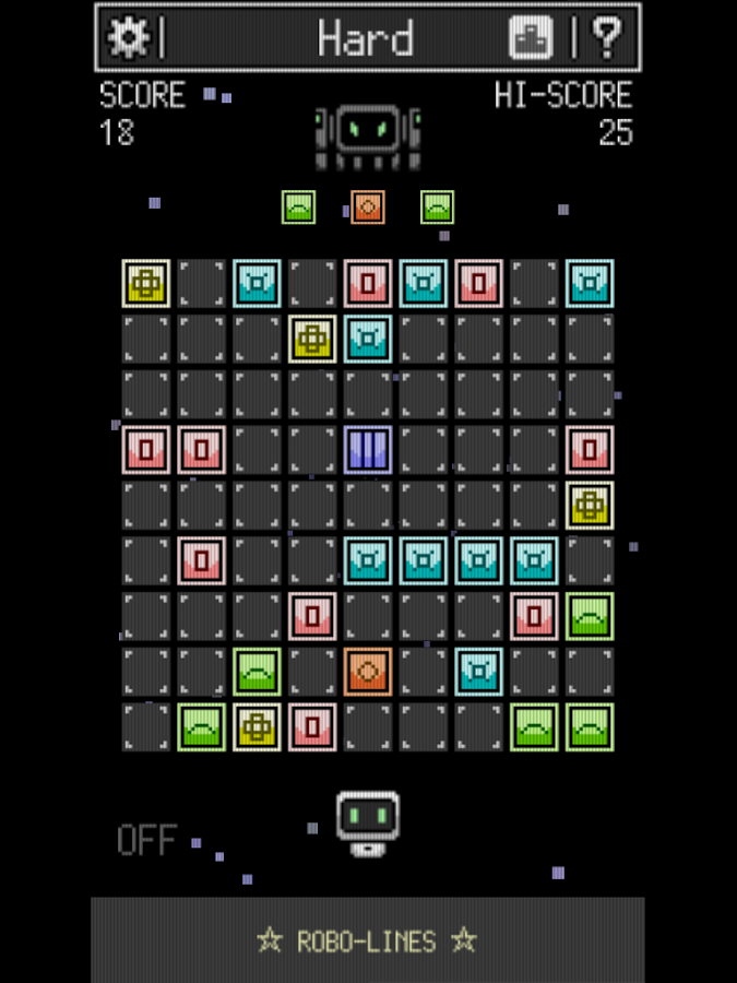 Robo-Lines- screenshot