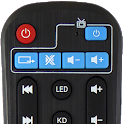 Remote Control For Android TV-Box/Kodi icon