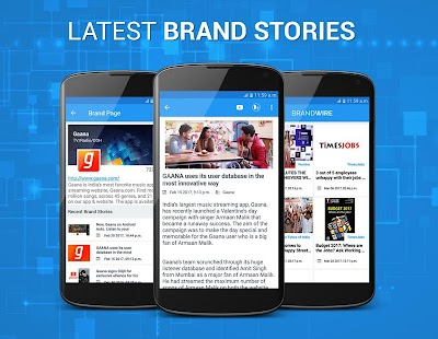 Brand Stories by Brandwire.in- screenshot thumbnail
