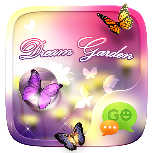 (FREE) GO SMS DREAM GARDEN THEME file APK for Gaming PC/PS3/PS4 Smart TV