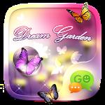 (FREE) GO SMS DREAM GARDEN THEME Icon