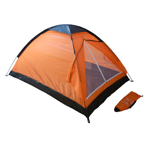 Cort camping 2 persoane, 200x140x100 cm