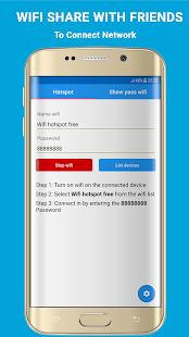Wifi Hotspot Free - Portable Wifi Hotspot - náhled