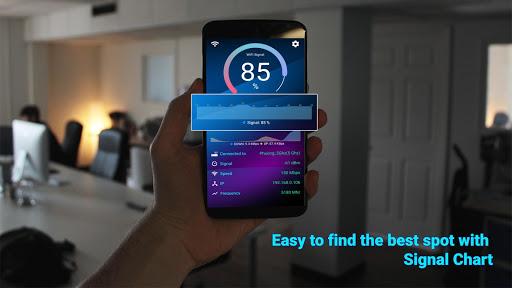 WiFi Signal Strength Meter  screenshots 3