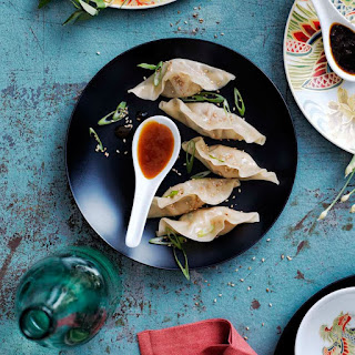 Shrimp and Vegetable Dumplings