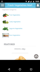 Fresh Vegetables Mart screenshot 2