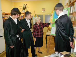 """Photo: XV Dni Literatury - Wystawa w Bibliotece """"...dwa narody karmione stuleci cierpieniem. Poezja i literatura."""""""