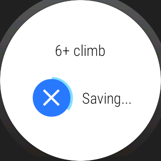 Climb Tracker- screenshot