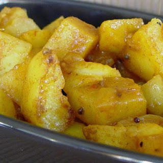 Indian-style Potato Curry