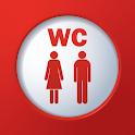 Toilet Finder | No. 1 Public Restroom Locator icon
