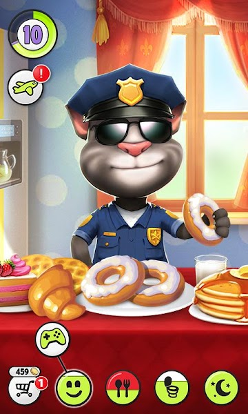 My Talking Tom v4.1.1.10 (Mod)