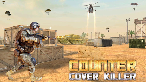 Code Triche Counter Cover Killer  APK MOD (Astuce) screenshots 6