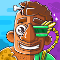 Evolution of Humans: Idle Clicker icon