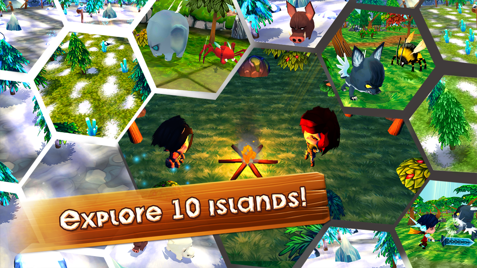 Survival Island Games - Survivor Craft Adventure- screenshot