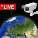 Earth Cam Live: Live Cam, Public Webcam & Camview icon