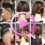 Hairstyle & Hair Cuttings Videos for Mens & Womens 1.0