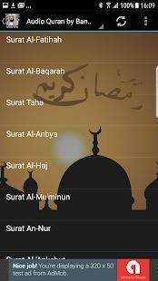 Bandar Baleela Audio Quran - náhled