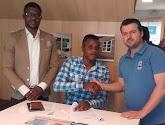 Bigen Yala Lusala quitte La Louvière pour Alost
