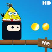 Download Angry Sponge Ninja Cube Jungle APK