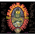 Logo of 3 Floyds Alpha King Ale
