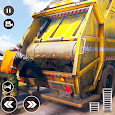 City Trash Truck Simulator: Dump Truck Games