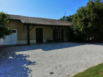 maison à Chantérac (24)