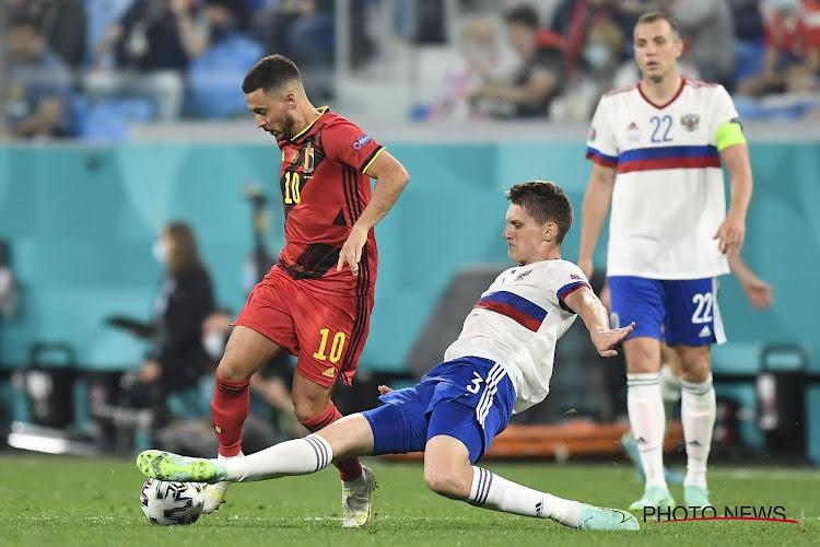 eden hazard rusland belgie belgique russie