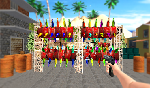 Real Bottle Shooter Game 4