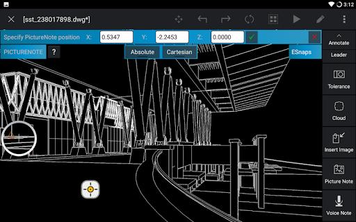 CorelCAD Mobile 18.0.194 screenshots 22