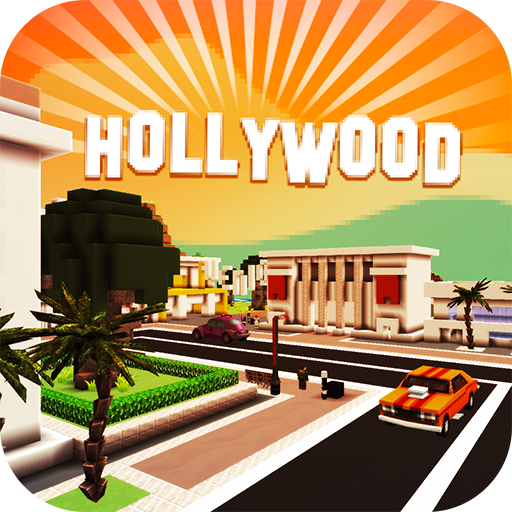 LA Craft: Fun Games, Crafting & Exploration 3D