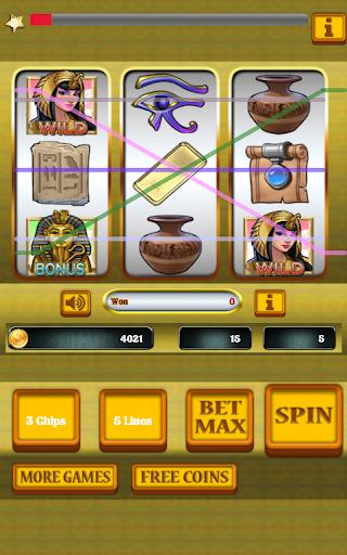 Slots 777 Pharaoh Treasure