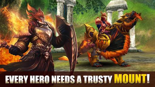Order & Chaos Online 3D MMORPG screenshot 11