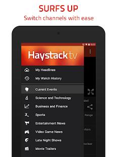 Haystack TV: Top News Video- screenshot thumbnail