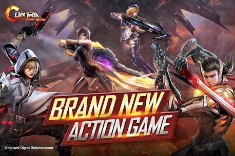 Download Garena Contra Return MOD APK English Version Android 1