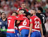 Trois buts et trois rouges entre Grenade et Valence