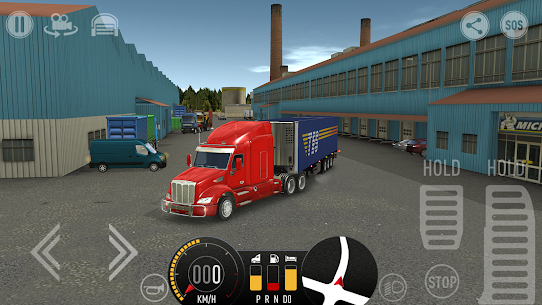 Truck World: Euro & American Tour (Simulator 2020) Apk Download For Android and Iphone 7