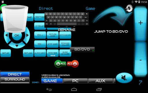 MyAV Universal Remote Control Wi-Fi IP IR TRIAL screenshot 8