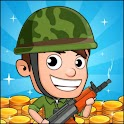 Idle Warzone 3D : Military Game - Army Tykoon icon