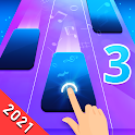 Magic Piano Tiles 3 - Piano Game icon