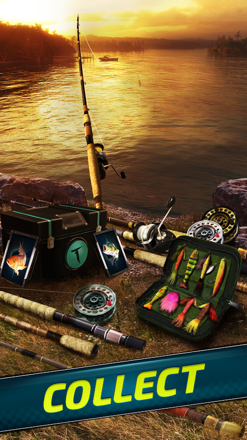 Extreme sport fishing 3d game android apps on google play for Best fishing game android