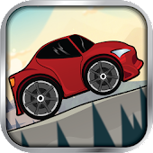 Car Hill Racing Games for Kids