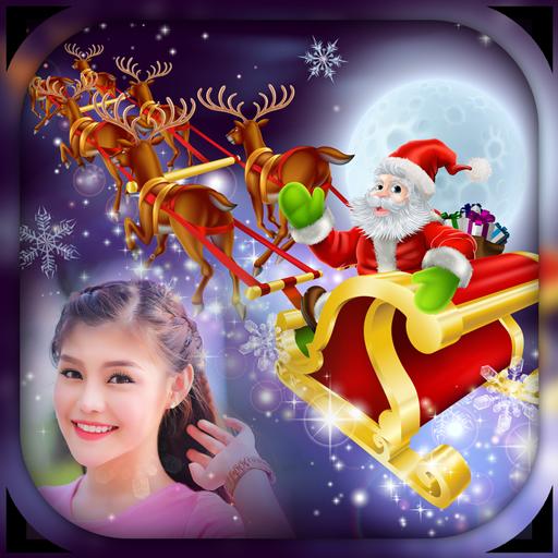 Santa Claus Photo Editor - Christmas Photos