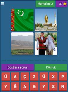 Ölkəni tapın - məlumatlı oyun azərbaycan dilində for PC-Windows 7,8,10 and Mac apk screenshot 3