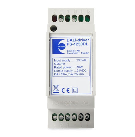Strömförsörjning PS-1250 DL