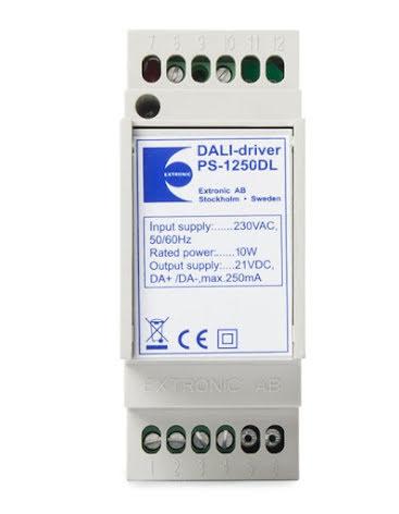 DALI-driver PS-1250 DL